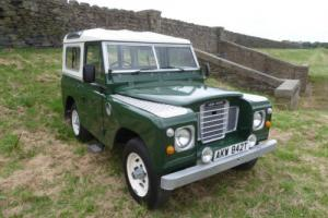 1979 Land Rover Series 3 - 6 Seater