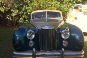 1952 Jaguar MARK7 Classic Royal English Collector CAR in QLD