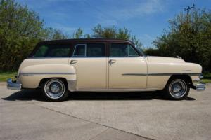 1953 Chrysler New Yorker Town and Country Classic Estate in lovely condition