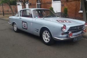 1965 Fiat 2300S Abarth Competition Coupe