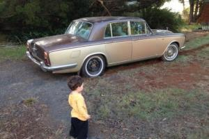 Rolls Royce Silver Shadow in QLD Photo