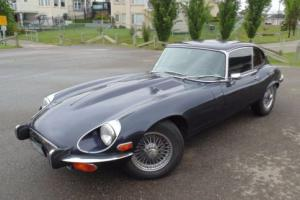 1973 Jaguar E type XKE