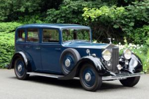 1938 Rolls-Royce 25/30 Thrupp & Maberly Limousine GAR49 Photo