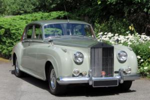 1961 Rolls-Royce Silver Cloud II 4 door Saloon SYD18