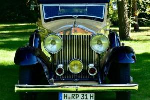1931 Rolls Royce Phantom 2 All Weather LHD