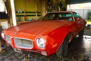 1970 Pontiac Firebird RHD 350 in NSW