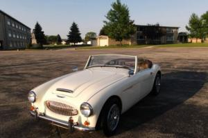 1961 Austin Healey 3000 Saxon Photo