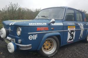 1969 Renault 8 Gordini tribute