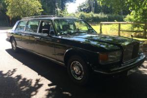 Rolls Royce Limousine £7995...55,000 miles 1983 Photo