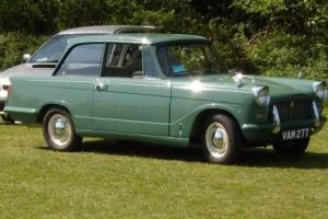 1960 Triumph Herald 948 Photo