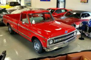 1970 Chevrolet Cheyenne CST - A/C TRUCK- FREE SHIPPING IN USA