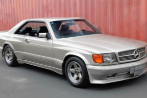 1989 Mercedes-Benz 500-Series AMG