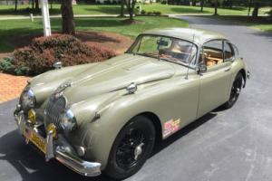 1959 Jaguar XK Photo