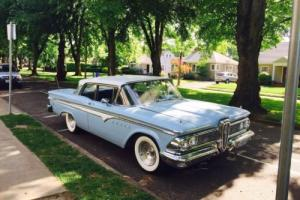 1959 Edsel Ranger 2 Door Hardtop Photo