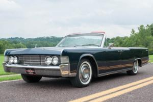 1965 Lincoln Continental  Continental Four-Door Convertible