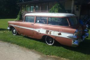 Pontiac: Other safari station wagon