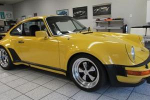 1979 Porsche 930 Turbo, 930, wide body