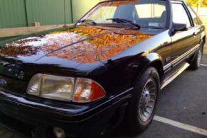 1989 Ford Mustang 2 door with hatch