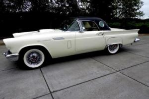 1957 Ford Thunderbird Soft & Hard Top with Tonneau Cover