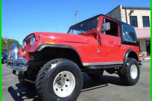 1978 Jeep CJ 2DR