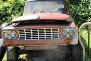 1962 International Harvester C-120