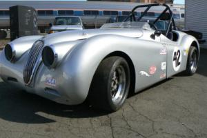 1950 Jaguar XK 120 Vintage Race Car