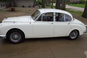1962 Jaguar Mark II Photo