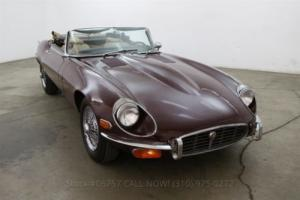 1973 Jaguar XK V12 Roadster