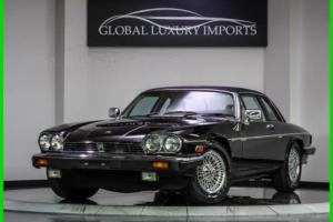 1987 Jaguar XJ-Series XJSC
