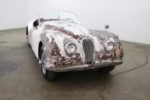 1956 Jaguar XK Roadster Photo