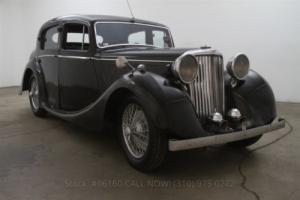 1948 Jaguar MK IV Saloon Right Hand Drive Photo