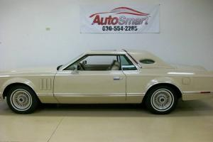 1979 Lincoln Mark Series 7.5L V8 V, MK V, Cartier Series