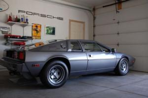 1980 Lotus Esprit Photo