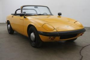 1967 Lotus Elan S2 Roadster