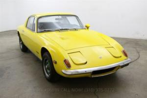 1969 Lotus Elan Coupe