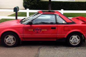 1987 Toyota MR2 Photo