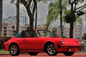 1977 Porsche 911 S Targa Photo