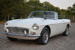 1966 MG MGB Restored MGB Roadster Photo