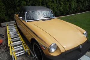 1977 MG MGB MK IV Photo
