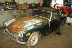 1972 MG Midget Midget Roadster Photo