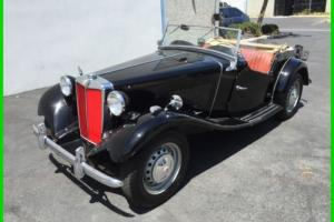 1958 MG T-Series Photo
