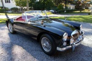 1962 MG MGA Mk II Photo