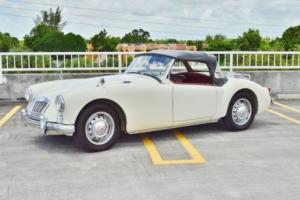 1958 MG MGA Roadster No Expense Spared Frame Off Restoration Photo