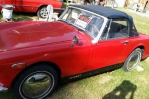 1972 MG Midget Photo