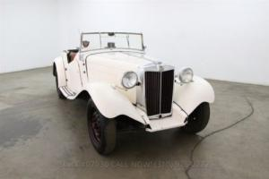 1953 MG TD Roadster Photo