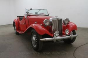 1951 MG TD Roadster Photo