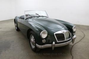 1960 MG A Mark II 1600 Roadster