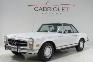 1971 Mercedes-Benz 200-Series 280SL Pagoda W113