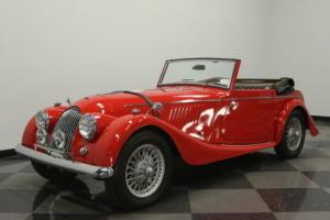 1962 Morgan Plus 4 Drop Head Coupe