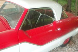 1958 Nash coupe   or sedan  2 dooe